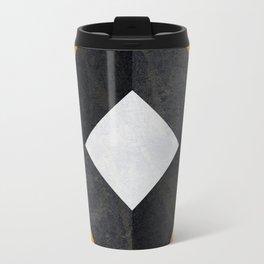 Yellow Cube Travel Mug