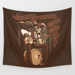 Doc Franklin's Miracle Tonic Wall Tapestry