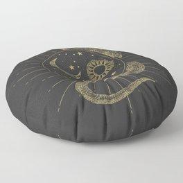 Shakti Snake Energy Floor Pillow