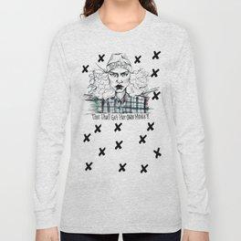 #STUKGIRL H.B.I.C Long Sleeve T-shirt