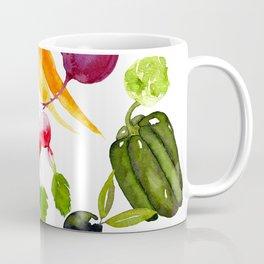 Mixed Vegetables Coffee Mug