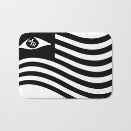 Rebel Scum Flag Bath Mat