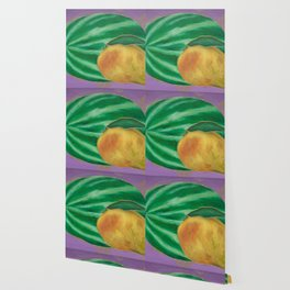 Watermelon Mango Wallpaper