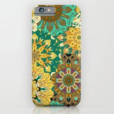Boho Mandela Pattern 3 Slim Case iPhone 6s