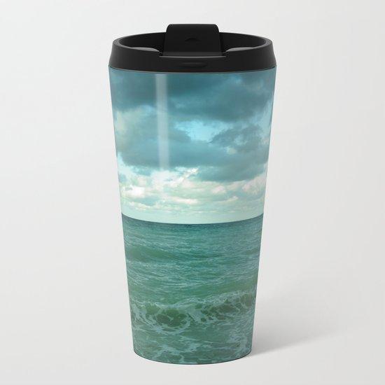 cielo vs mare Metal Travel Mug