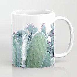 Mint Cactus Coffee Mug