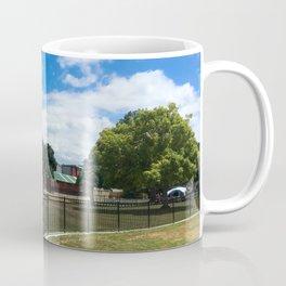 Stables Area Trentham Racecourse Coffee Mug