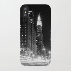 Chrysler Slim Case iPhone X