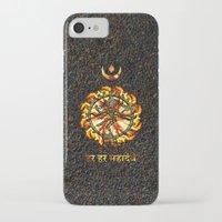 shiva iPhone & iPod Cases featuring Shiva  by Khana's Web