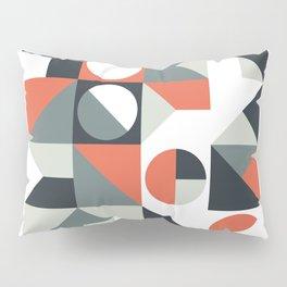 Mid Century Geometric 04 Pillow Sham