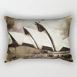 Sydney Opera House  Collection V Rectangular Pillow