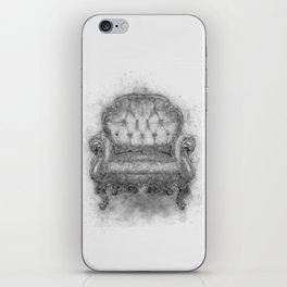 Sit a Bit! iPhone Skin