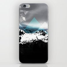 Mountains IV iPhone & iPod Skin