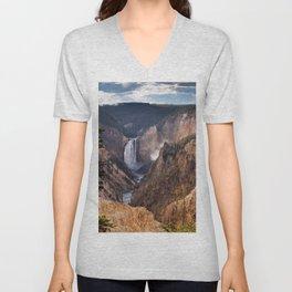 Yellowstone Grand Canyon Unisex V-Neck
