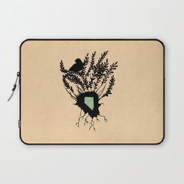 Nevada - State Papercut Print Laptop Sleeve