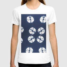 Indigo Blue Tie Dye Fantasy T-shirt