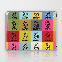 HAPPY SQUARES Laptop & iPad Skin