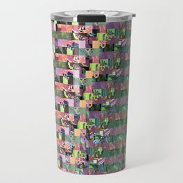 Pattern Test II-B Travel Mug