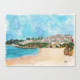 Albufeira, Portugal Canvas Print