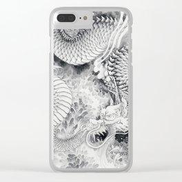 INKDragon Clear iPhone Case