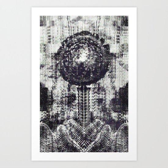 Eternal B-Side Art Print