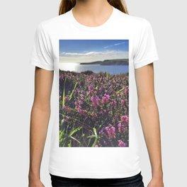 Natural landscape T-shirt