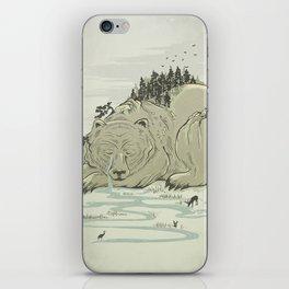 Hibernature iPhone Skin