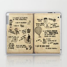 A Day of Lisa's Life Laptop & iPad Skin