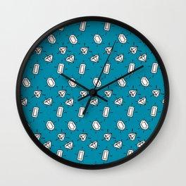 All I Want Bitch Wall Clock