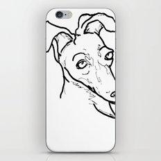 Tony iPhone & iPod Skin
