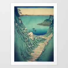 Pathway to Yuge Art Print