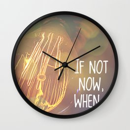 Not Now, When Wall Clock