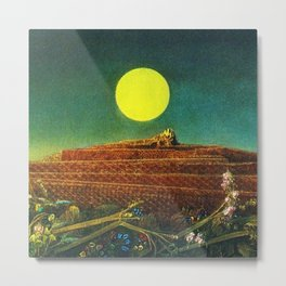 The Entire City by Max Ernst Metal Print
