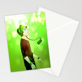 Axent Wear jack Stationery Cards