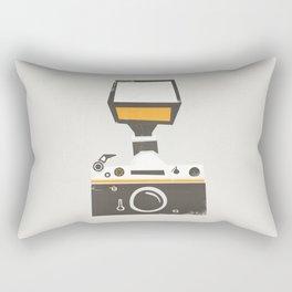 SLR Camera Rectangular Pillow