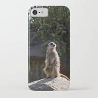 model iPhone & iPod Cases featuring Model by Nicole Stamsek