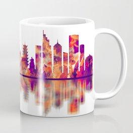 Ho Chi Minh City Vietnam Skyline Coffee Mug
