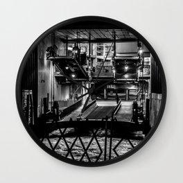 The Ferry Slip - Whitehall Wall Clock