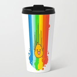Overflowing with Awesomeness Travel Mug