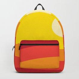 Retro Eye Backpack