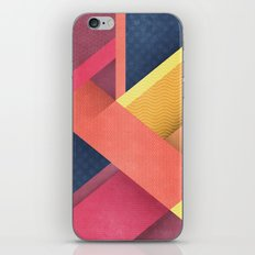 Overlap iPhone & iPod Skin