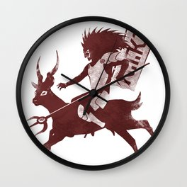sato evolve Wall Clock