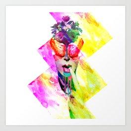 Extasy Art Print