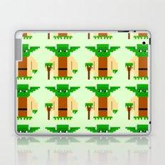Pixel Yoda Laptop & iPad Skin