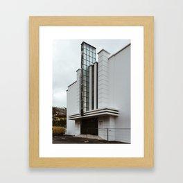 Lisboa Art Deco #06 Framed Art Print