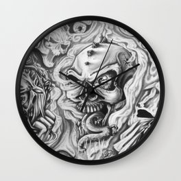 Flash 001 Page 1 Wall Clock