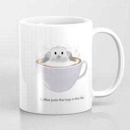 Peggyccino Coffee Mug