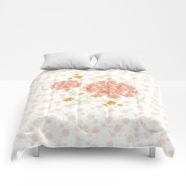 Cynthia in Bloom Comforters