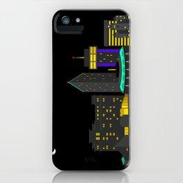 Wichita, Kansas Skyline iPhone Case
