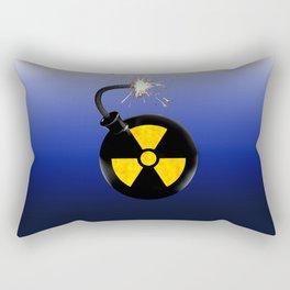 Atomic bomb Rectangular Pillow